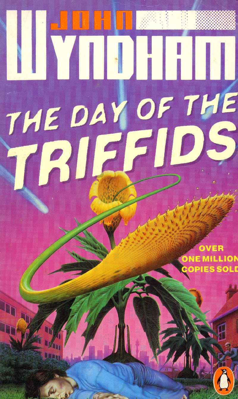 SF Reviews The Day Of The Triffids by John Wyndham cover by Mark ...