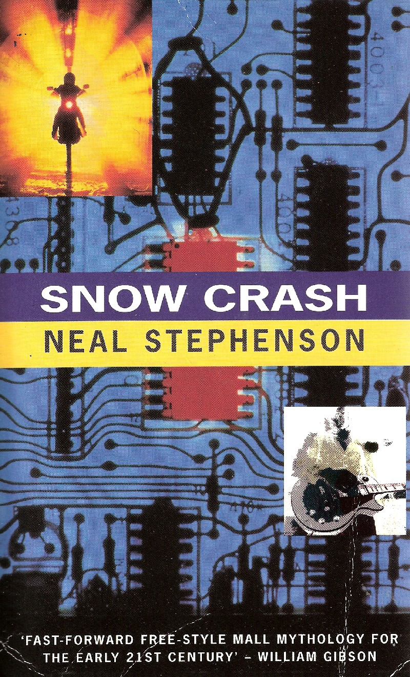 an analysis of tone in snow crash a novel by neal stephenson 2011-5-26  don't think any film version of dick has really captured his tone  neal stephenson :  compared to his earlier novel snow crash, stephenson move further.